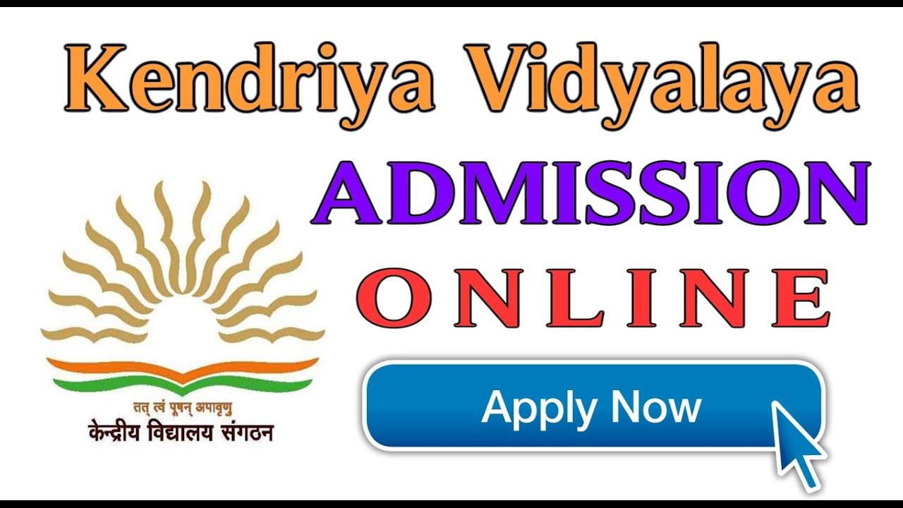 kvsonlineadmission.kvs.gov.in/apps - KVS Admission Mobile Application 2021